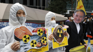 Come smaltire le acque radioattive di Fukushima?