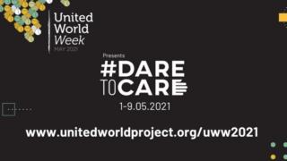 #DareToCare dall'1 al 9 maggio c'è la Settimana Mondo Unito