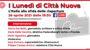 L'Italia alla sfida delle riaperture