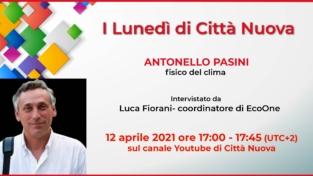 Luca Fiorani intervista Antonello Pasini, fisico del clima