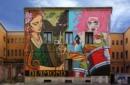 Un museo a cielo aperto di street art nel Lazio