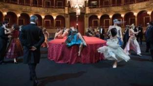 Trionfo per Traviata