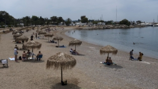 Grecia: disponibili isole Covid free per turisti