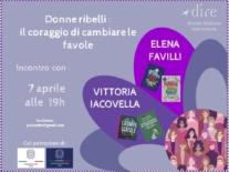 Il coraggio di cambiare le favole: un evento dedicato alle donne ribelli