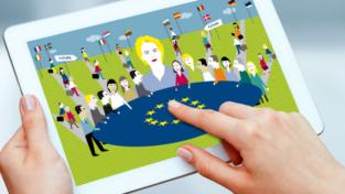 Il futuro dell'Europa, una piattaforma digitale per i cittadini
