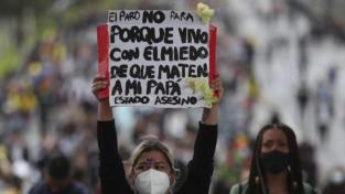 Colombia, austerità in tempo di Covid