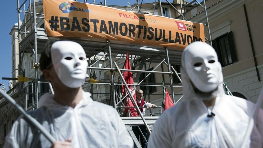 Perché tanti morti sul lavoro in Italia?