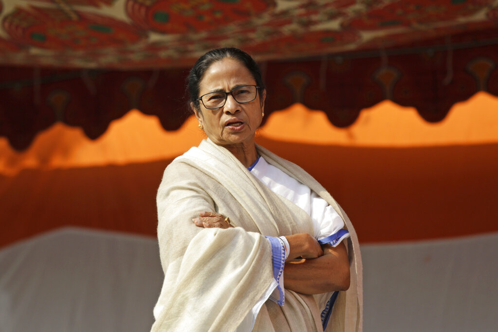 Mamata Banerjee (AP Photo/Bikas Das)