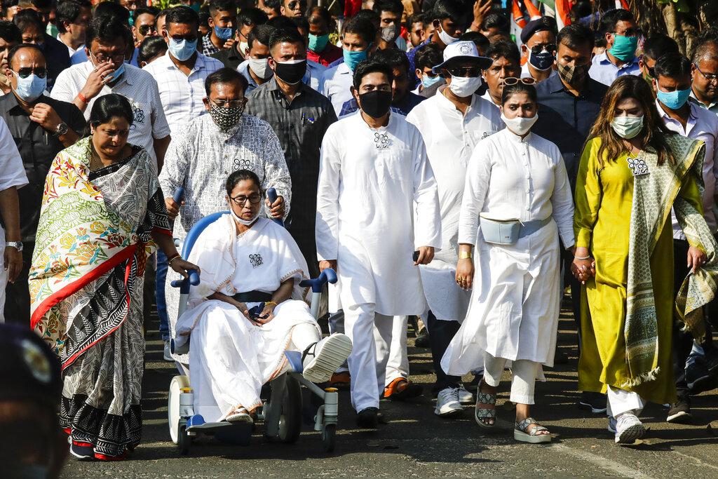 Mamata Banerjee (AP Photo/Bikas Das, File)