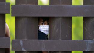 Bambini migranti, da soli