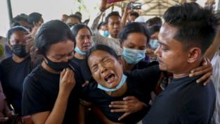 Myanmar: perchè ci liberi dal male