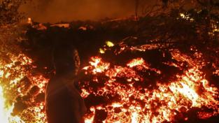 Congo: l'eruzione del Nyiragongo