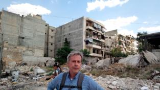 Bernard Keutgens, un terapeuta familiare ad Aleppo