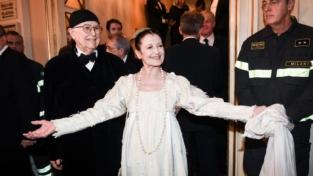 È morta Carla Fracci, prima ballerina per sempre