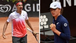 Da Sonego a Swiatek: la nuova generazione d'oro del tennis
