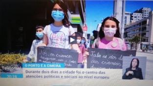 L'appello dei bambini al Summit dell'Europa sociale