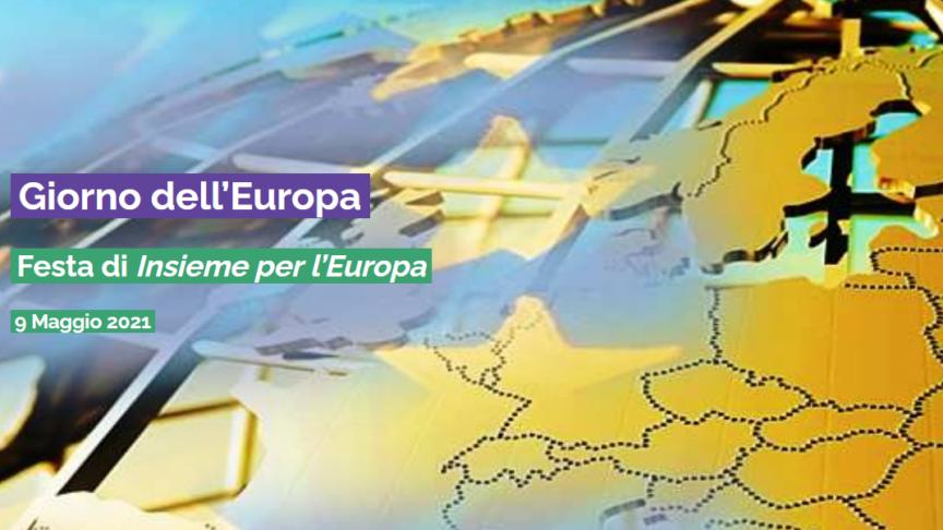 Festa di Insieme per l'Europa: collegate più di 500 persone