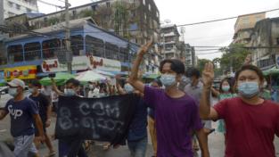 Myanmar, con immensa tristezza