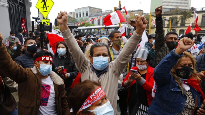 Il Perù sceglie di cambiare