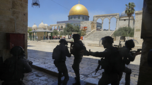 Ancora sgomberi e scontri tra Israeliani e Palestinesi