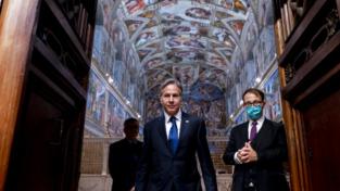 Blinken in Italia nel segno dell'Alleanza atlantica
