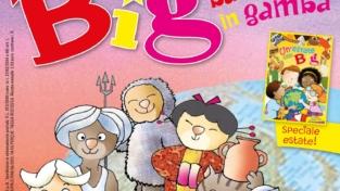 Gira il mondo con i tuoi bambini col giornalino Big