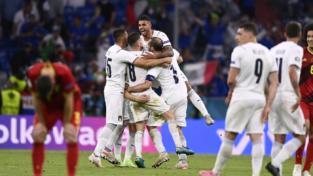 Euro 2020, l'Italia vola in semifinale! Belgio battuto 2-1