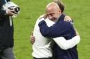 Lacrime di sport e di vera amicizia