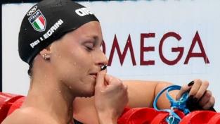Tokyo 2020, Pellegrini nella storia del nuoto femminile