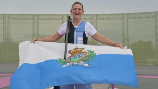 Prima medaglia olimpica per San Marino