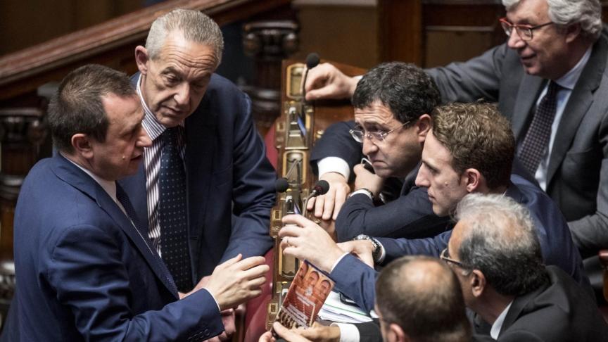 Governo Draghi, quale ruolo per i partiti?