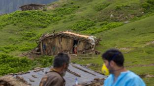 Vaccinare i popoli dell'Himalaya