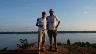 Una scuola galleggiante per i bambini di Manaus