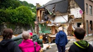 Germania devastata da alluvioni e maltempo, il dolore dei tedeschi