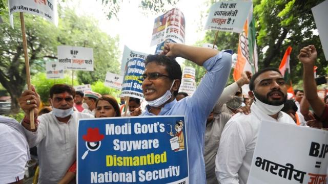 Spyware Pegasus, quando lo spionaggio si scontra con i media