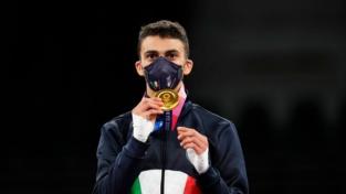 Olimpiadi, l'Italia conquista l'oro con il giovane Dell'Aquila