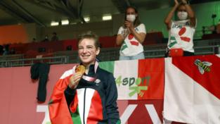 Paralimpiadi: Bebe Vio da leggenda