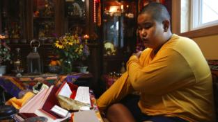 Il prossimo giovane Dalai Lama