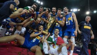 L'Italia del Volley sul tetto d'Europa