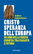 Copertina Cristo speranza dell'Europa