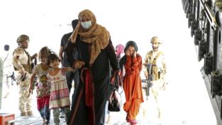 Profughi afghani, segnali di apertura dalla società civile