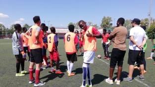 Kick off day. Calcio e migranti, il talento nascosto