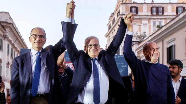 Elezioni comunali, vince il Pd di Letta