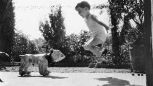 Lartigue, fermare la felicità con la fotografia