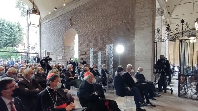 Ministro Speranza: lavoriamo a un grande patto per far ripartire l'Italia